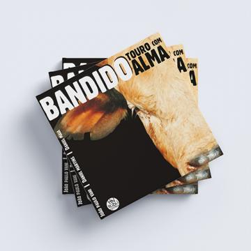 Bandido – Touro com Alma [Ed. Colecionador] - Abresc  