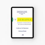 IV SEMAPLE   Caderno de Resumos   Abstract Book - Abresc  