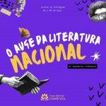 Autores se unem para promover literatura em evento on-line - Abresc  