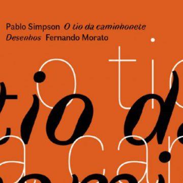 Pablo Simpson lança livro com 'poemas estradeiros' - Abresc |